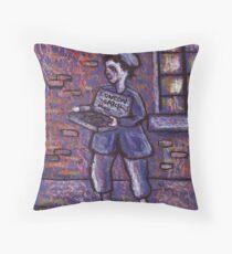 The matchseller Throw Pillow