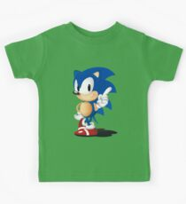 Sonic The Hedgehog Classic Kids Clothes