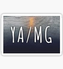 Young Adult/Middle Grade - Authors & Books Sticker