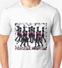 Catwalk Crowd T-Shirt