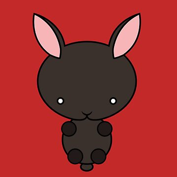 Super cute bunny by abou