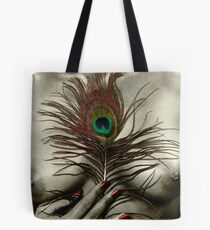 Feather 01 Tote Bag