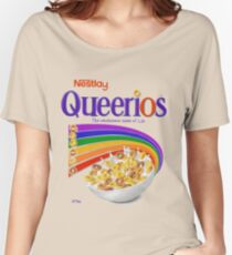 Queerios Women's Relaxed Fit T-Shirt