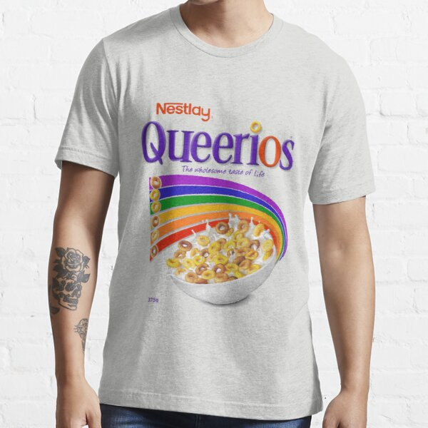 Queerios Essential T-Shirt