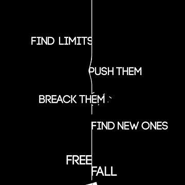 Free Fall Limits T by domsp1990