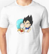 Vegeta x Bulma Chibis T-Shirt