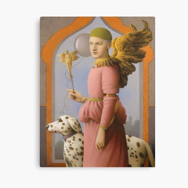 Miss Garnet s Angel Canvas Print