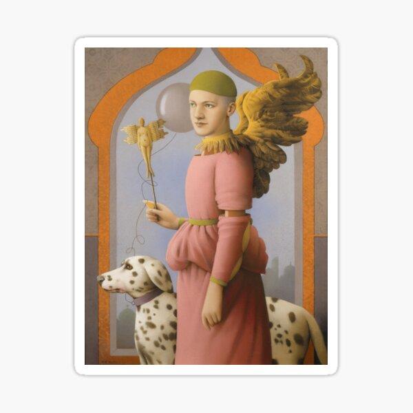 Miss Garnet s Angel Sticker