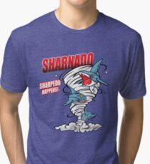 Sharnado Tri-blend T-Shirt