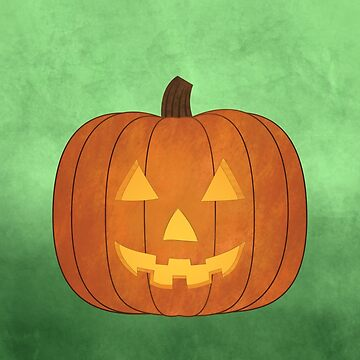 Fall Jack-O-Lantern Pumpkin by keltickat