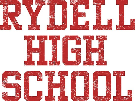 rydell high desktop
