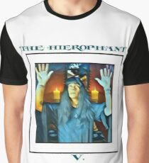 The Hierophant  Graphic T-Shirt