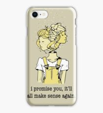 """Dodie Clark """"Secret for the Mad"""" iPhone Case/Skin"""