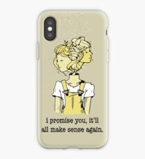 """Dodie Clark """"Secret for the Mad"""" iPhone Case"""