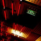 Exit Stage Left by Jess Rodda