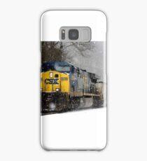 Snow Storm CSX Samsung Galaxy Case/Skin