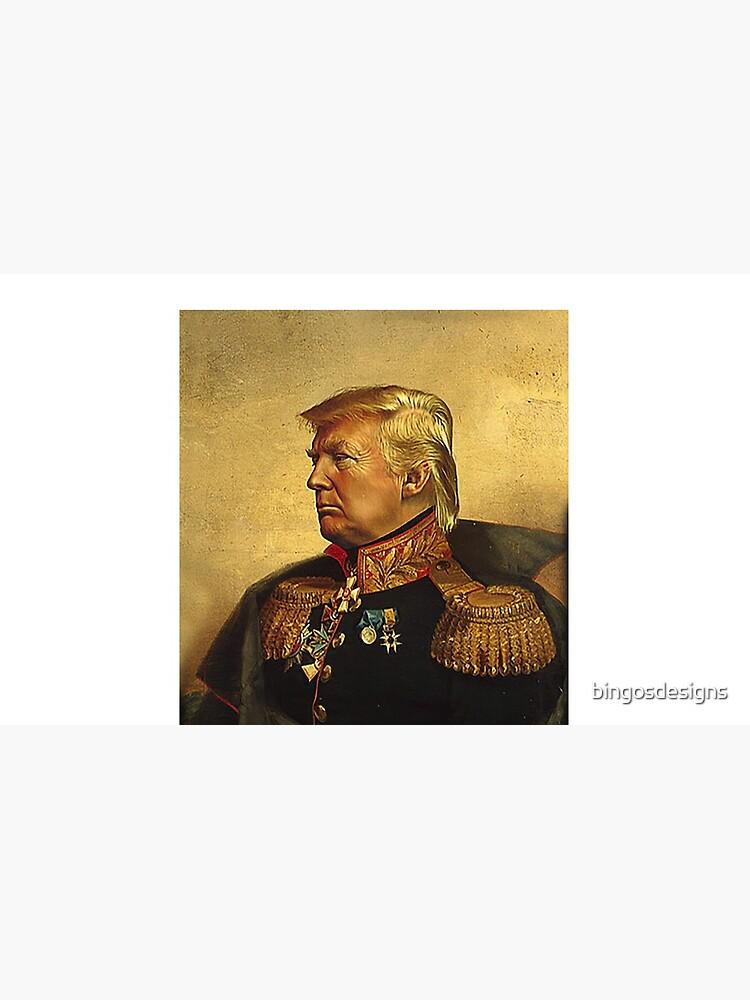 Dios emperador Trump de bingosdesigns