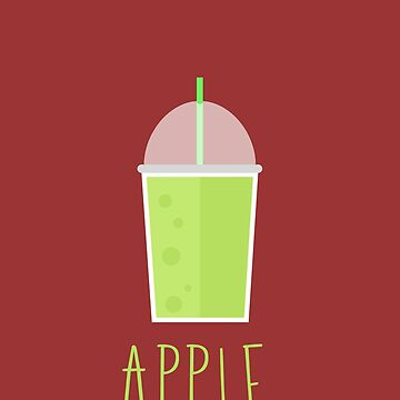 Apple Smoothie by Sopheric