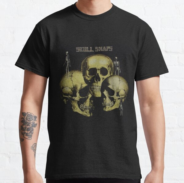 Dripping Skull Halloween Art Youth T-Shirt