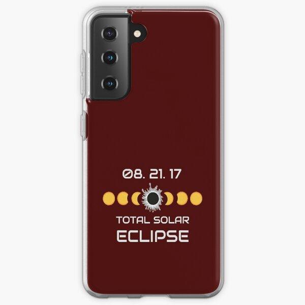 TOTAL SOLAR ECLIPSE 2017 SHIRT Samsung Galaxy Soft Case