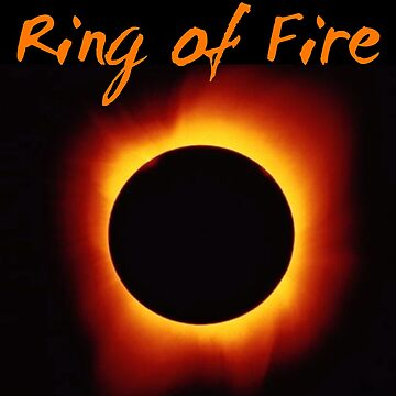 Ring of Fire Solar Eclipse 2017 by CPG-Designs