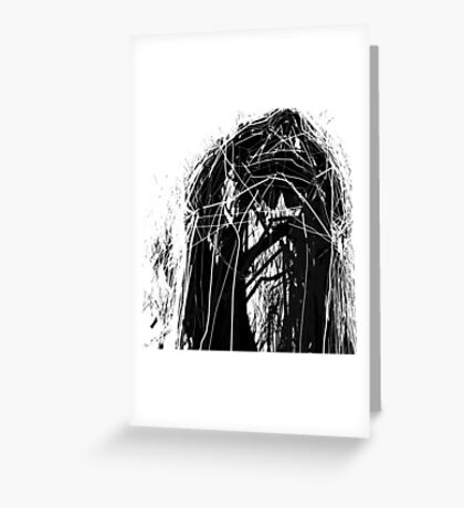 'Cain' Greeting Card