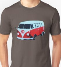 Spray Paint VW Bus T-Shirt
