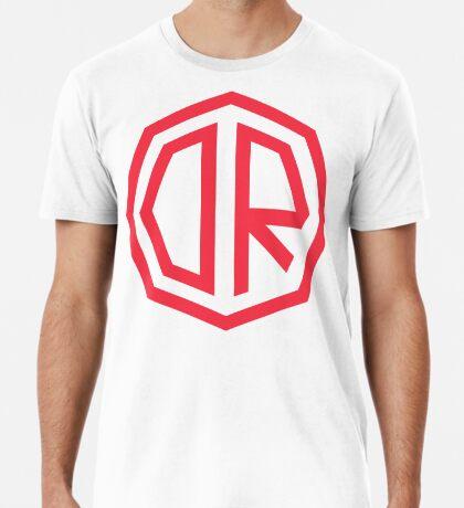 Dr. Octagon Octagynacologist Mowax Logo replica print Premium T-Shirt