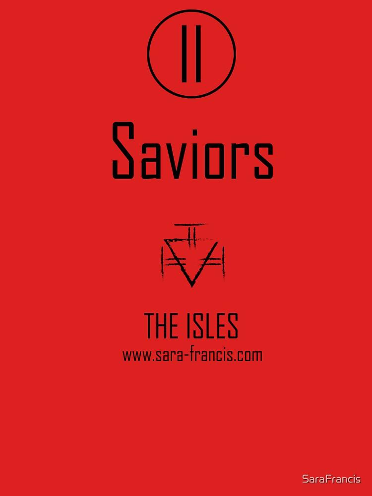 Saviors - Shirt by SaraFrancis