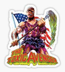 The Toxic Avenger 1984 Troma 1984 Cult Sticker