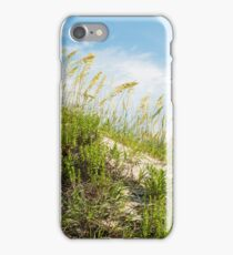 Sand Dunes With Grass - Outer Banks iPhone Case/Skin