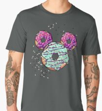 Pop Donut -  Berry Frosting Men's Premium T-Shirt