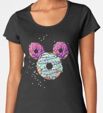 Pop Donut -  Berry Frosting Women's Premium T-Shirt
