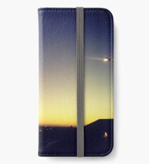 Pig tails of sunsets missed iPhone Wallet/Case/Skin