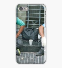 Taking A Break iPhone Case/Skin