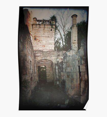 Eurama Castle Poster