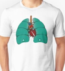 Robotic lungs T-Shirt