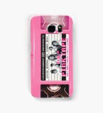 F(X) PINK TAPE Samsung Galaxy Case/Skin