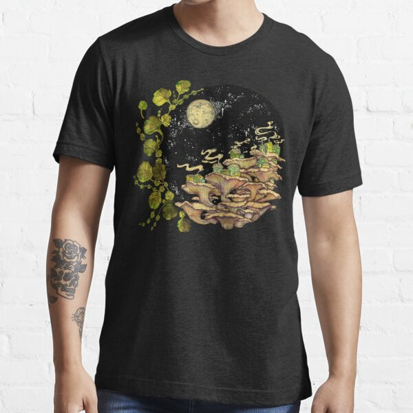 Village || Surreal Illustration by Chrysta Kay Essential T-Shirt