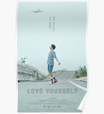 BTS (방탄소년단) LOVE YOURSELF - J-hope (제이홉) Poster