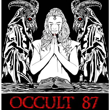 Occult 87  by occamslaser
