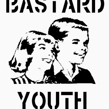 Bastard Youth by designviolence