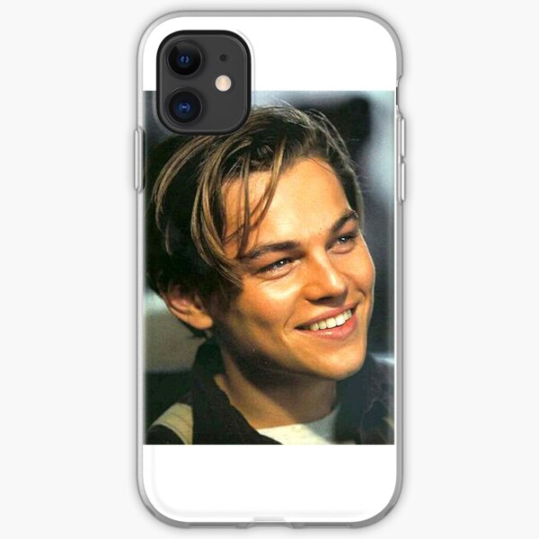 Leonardo DiCaprio  iPhone Soft Case