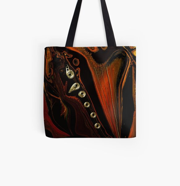The Hombre The Musician All Over Print Tote Bag