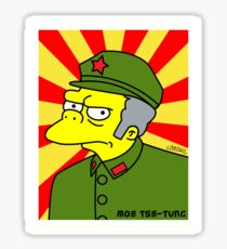 MOE TSE-TUNG Sticker