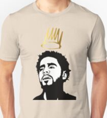 J. cole 2 Exlusive T-shirt Unisex T-Shirt
