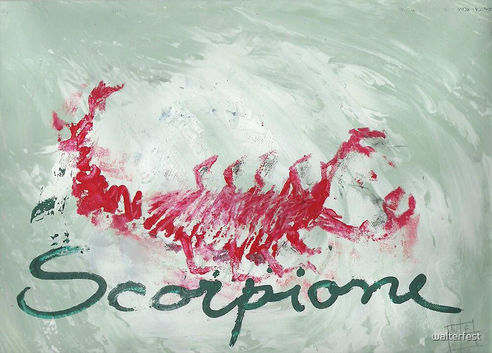 scorpione by walterfest