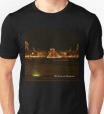 France - Louvre Night T-Shirt