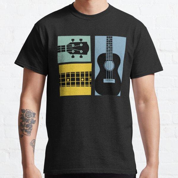 Retro Uke Classic T-Shirt
