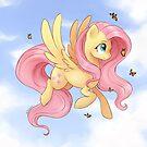 Fluttershy by kodabomb